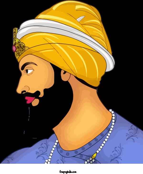 Transparent Guru Gobind Singh Jayanti Turban Clothing Dastar For Govind Singh for Guru Gobind Singh Jayanti