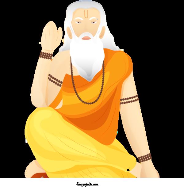 Transparent Guru Purnima Guru For Vyasa Purnima for Guru Purnima